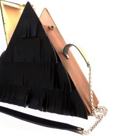 mix and match, leather, wooden bags, other materials
